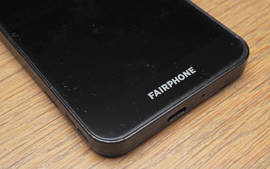 Fairphone 3 kann mit neuem Kamera & Speaker Modul aufgerüstet werden